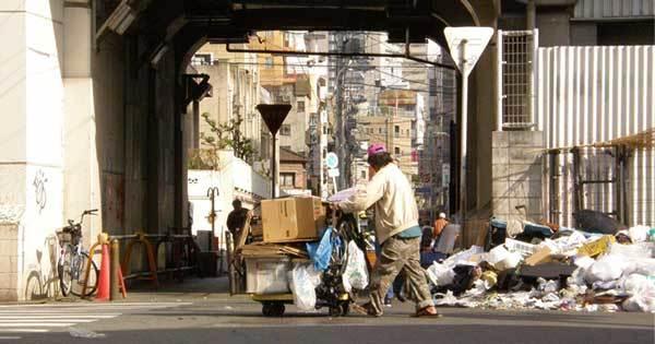 西成 外国人観光客 大人気に関連した画像-01