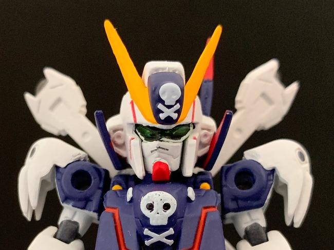 バンダイ フィギュア ガンダムX1 フルクロス 塗装 酷いに関連した画像-09