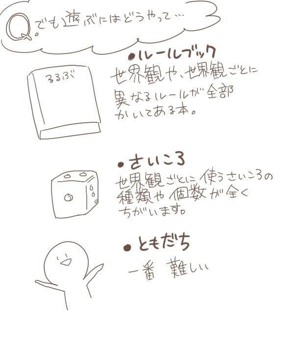 TRPG なに 説明に関連した画像-04