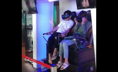 オカマ VR 体験 乙女 反応に関連した画像-01