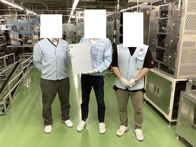 PS5本体生産工場写真流出に関連した画像-03