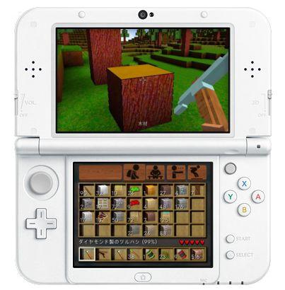 バトルマイナー BATTLEMINER 3DS マインクラフトに関連した画像-04