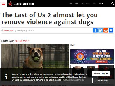ラストオブアス2 ラスアス2 ラスアス 犬 暴力 削る 検討 に関連した画像-02