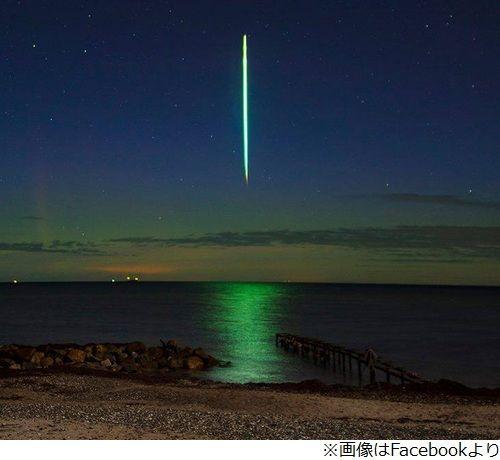幻想的 垂直 流れ星 観測 SFに関連した画像-03
