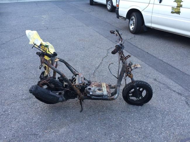 原付バイク 盗まれる 警察 引取 状態 に関連した画像-03