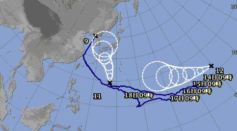 台風12号 に関連した画像-01