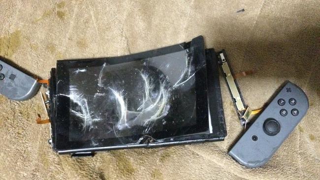 ニンテンドースイッチ 死のカセット 壊れる 欠陥品に関連した画像-01