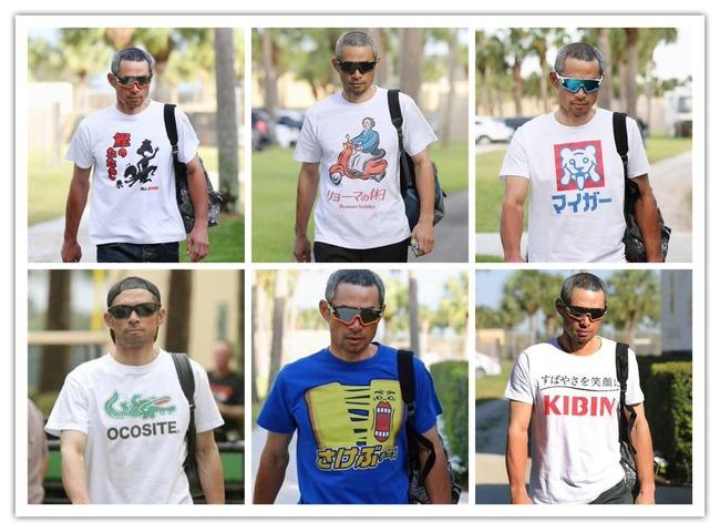 イチロー Tシャツ ネタに関連した画像-04