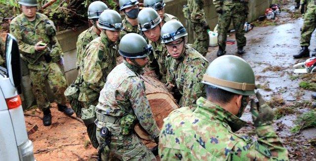 千葉 台風 停電 自衛隊 災害派遣 地元民 歓迎に関連した画像-01
