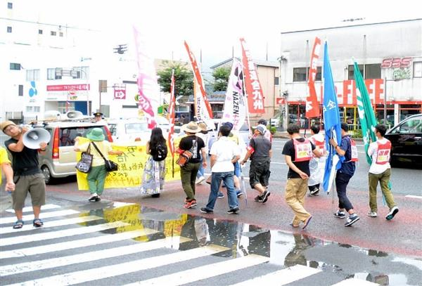 長崎 平和 式典 左翼 安倍に関連した画像-03
