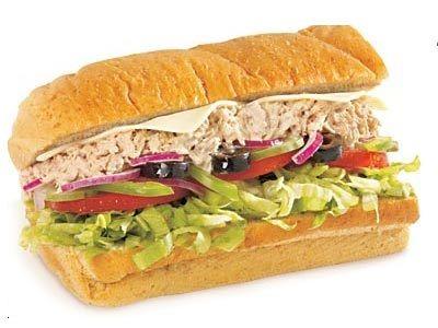 サブウェイ サンドイッチ ツナ 復活 ファーストフードに関連した画像-01