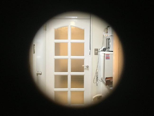 覗き穴 万華鏡 インド人に関連した画像-03