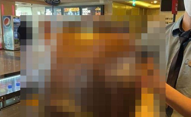 韓国 ロッテシネマ 映画館 ポップコーン 持ち込み容器 詰め放題に関連した画像-01