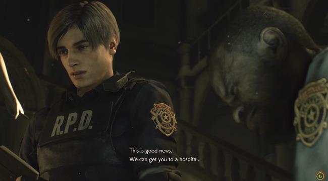 バイオハザード2 リメイク PS4 プレイに関連した画像-01