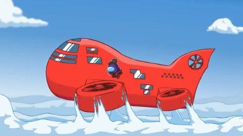 AmongUs 新マップ 飛行船 TheAirShip アップデートに関連した画像-01