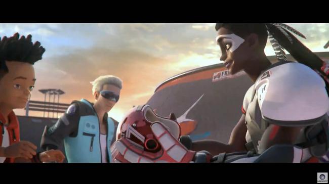 E3 ユービーアイソフト カンファレンス2019 Roller Champions スポーツゲームに関連した画像-05