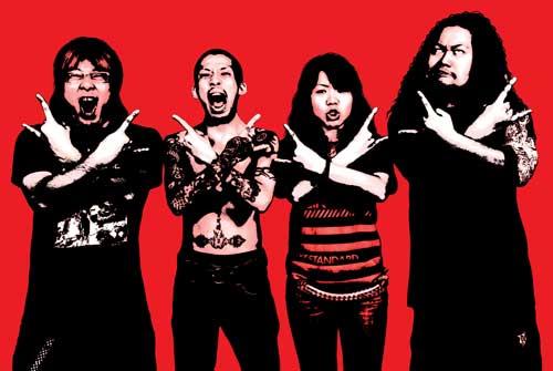 マキシマムザホルモン 復活 ライブツアー 活動休止 重大発表 のむらしんぼに関連した画像-01