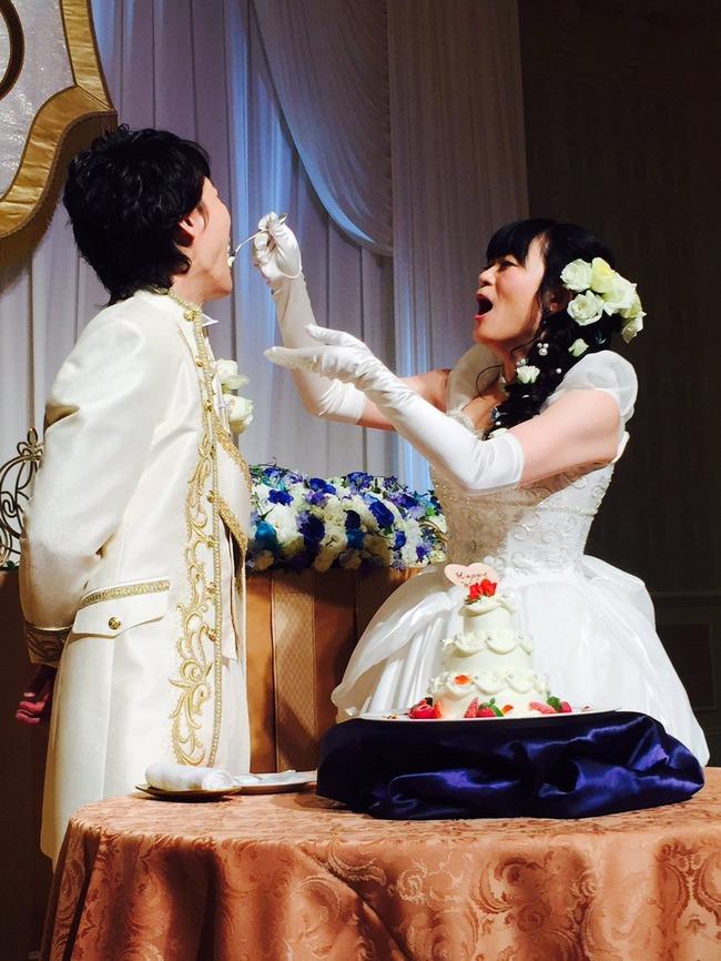 西又葵 結婚式 ディズニーランド シンデレラ城 イラストレーター 三宅淳一に関連した画像-30