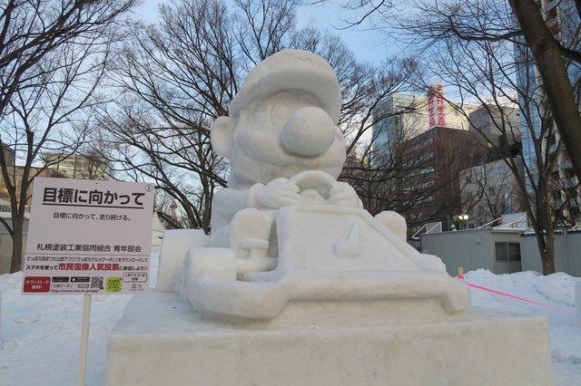 ラブライブ! 雪像 さっぽろ雪まつりに関連した画像-19