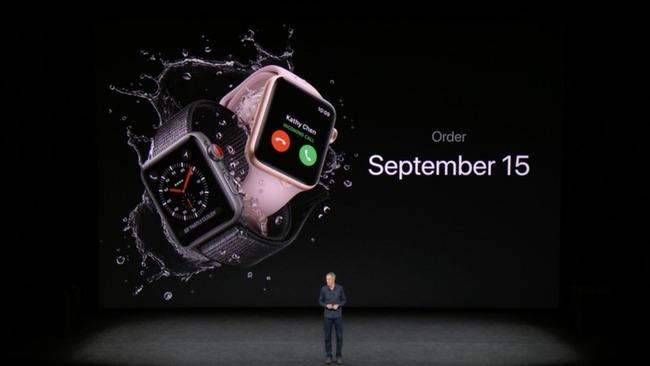 Apple 発表会 アップルウォッチ AppleWatchに関連した画像-01