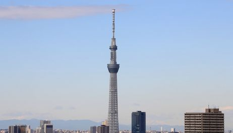 スカイツリー 東京スカイツリー 花火 写真 爆破 テロに関連した画像-01