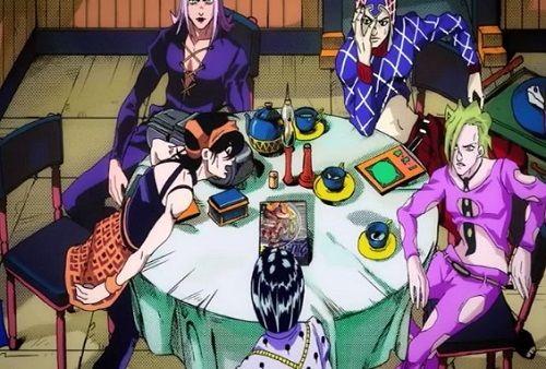 ジョジョの奇妙な冒険 TVアニメ 5部に関連した画像-01