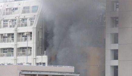 新宿 火事 爆発 速報に関連した画像-01