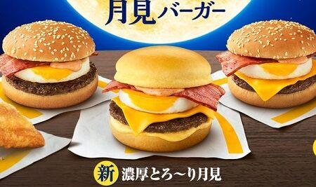 マクドナルド 濃厚とろ〜り月見 ハンバーガー 金属片 歯 謝罪に関連した画像-01