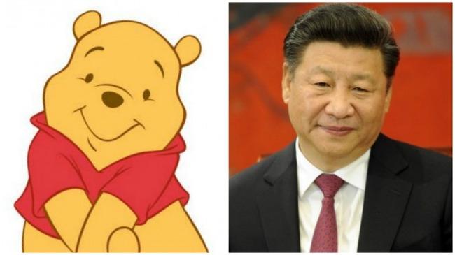 中国 習近平 くまのプーさん 検閲に関連した画像-01