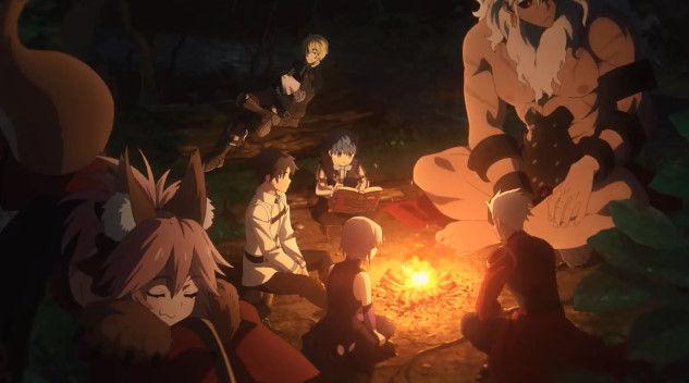 FGO TVCM A1 オリジナルアニメ Fate グランドオーダー 1400万ダウンロード記念に関連した画像-03