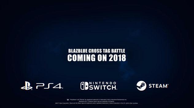 ブレイブルークロスタッグバトル RWBY ペルソナ4 UNI 機種 ハード PS4 ニンテンドースイッチ 発売日に関連した画像-13