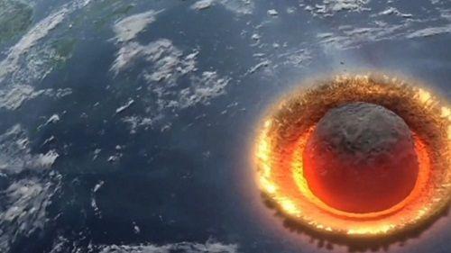 地球 滅亡 隕石に関連した画像-01