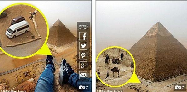 バカッター ピラミッド 海外に関連した画像-04