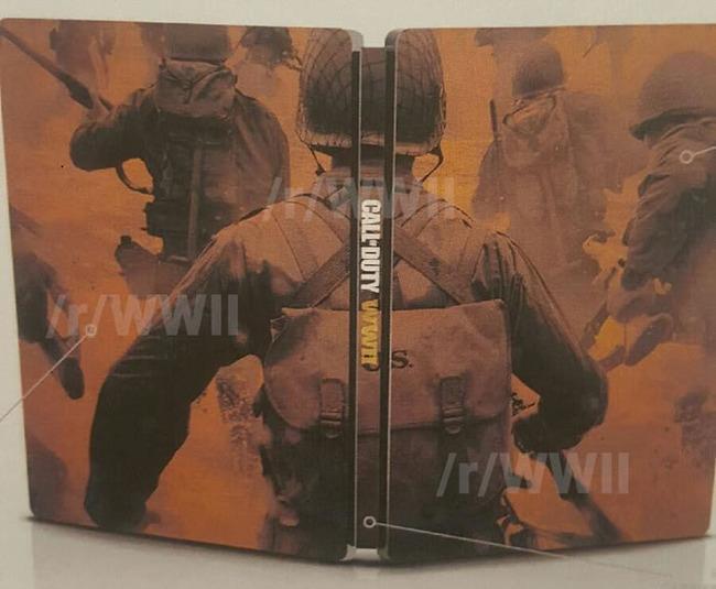 コールオブデューティ WW2 新作 CODWW2 次回作に関連した画像-06