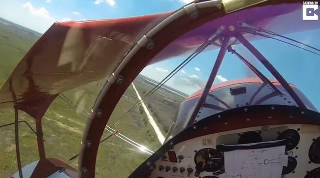飛行中 エンジン停止 動画に関連した画像-09