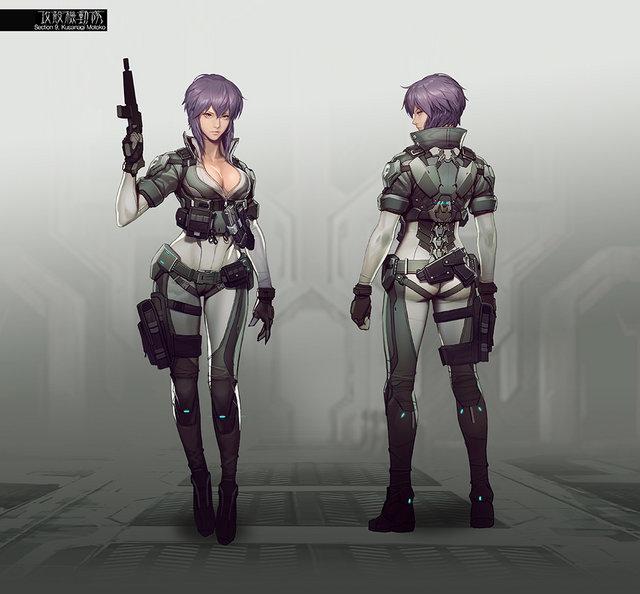 攻殻機動隊オンラインに関連した画像-03