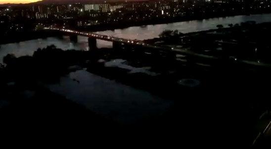 タイムラプス 多摩川 台風に関連した画像-02