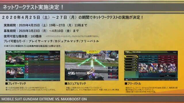 家庭用 ガンダムゲーム 機動戦士ガンダムEXTREMEVS. 発売日 PS4に関連した画像-11