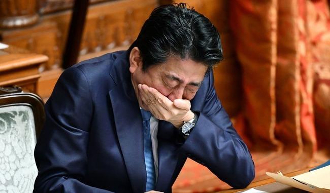 安倍首相 吐血 菅官房長官 否定に関連した画像-01