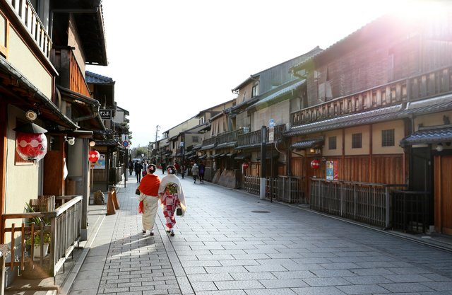 京都 新型コロナウイルス 新型肺炎 中国人 風情に関連した画像-03