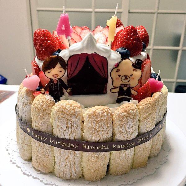 神谷浩史 ヒロC 生誕祭 誕生日 人気声優 リヴァイ チョロ松 阿良々木暦に関連した画像-04