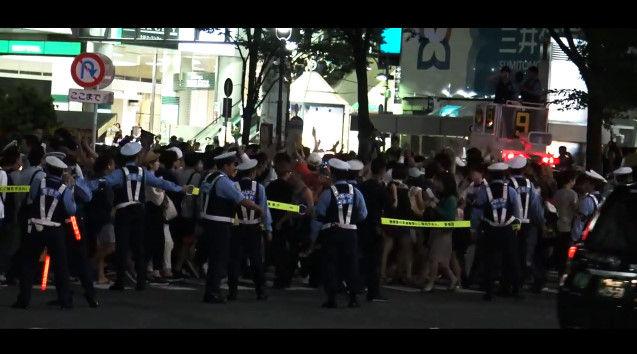 ヒカキン 渋谷 ゴミ拾い ワールドカップに関連した画像-07