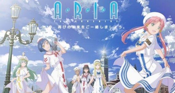 ARIA AVVENIRE OVA 単体 Blu-rayに関連した画像-01