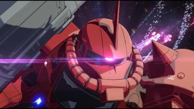 ガンダム 敵 モビルスーツ ランキング シャア専用ザクに関連した画像-03