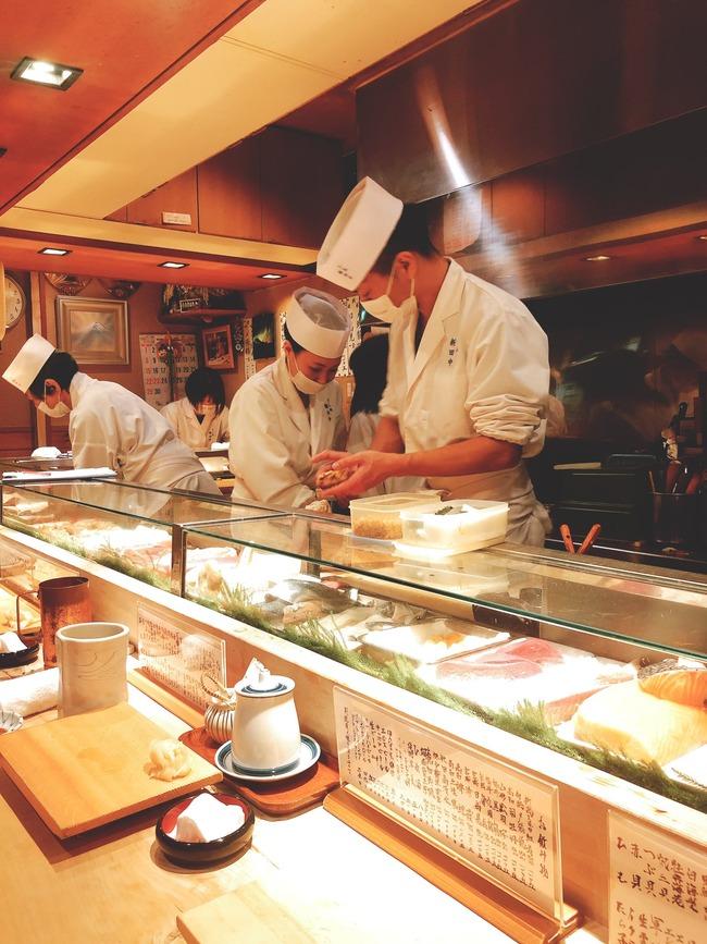 女子 寿司屋 4千円 食べ放題 美味しい 良店 都立大学駅 新田中に関連した画像-05