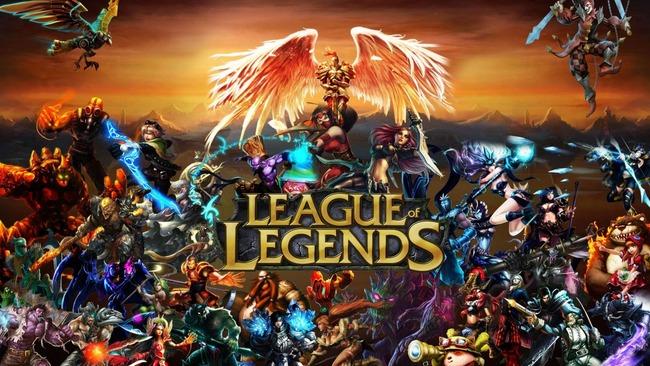 League-of-legends-Champions