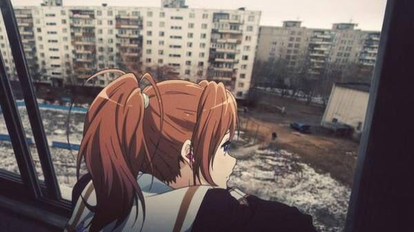 アニメ 実写 コラ 現実世界 ロシア 流行に関連した画像-02