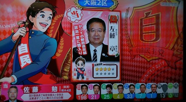 選挙 開票番組 選挙番組 衆院選 関西ローカル MBS スマホゲー ガチャに関連した画像-03