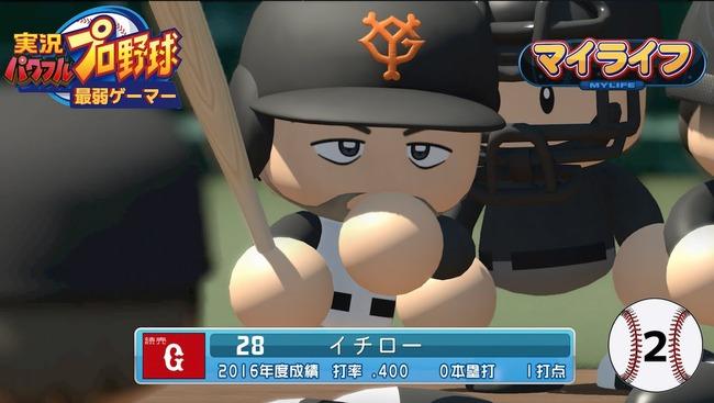 お笑い芸人 吉本 三戸キャップ 実況パワフルプロ野球 パワプロ イチロー モノマネに関連した画像-01