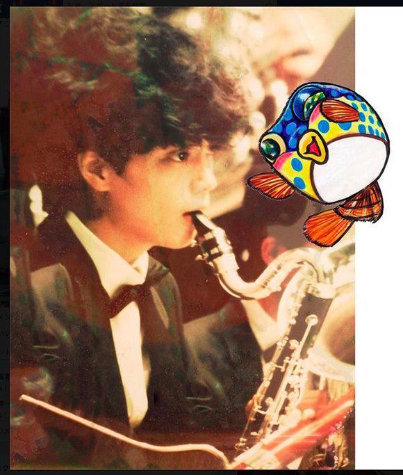 さかなクン 非公表 年齢 40歳 ドランクドラゴン 鈴木拓 同級生に関連した画像-04